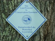 Chimney Farm Conservation Easement Notice (2008)