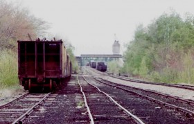 Northern Maine Junction, Hermon (2001)
