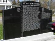Norridgewock Veterans Memorial (2003)