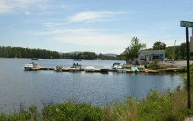 Marina on Pennesseewassee Lake (2004)