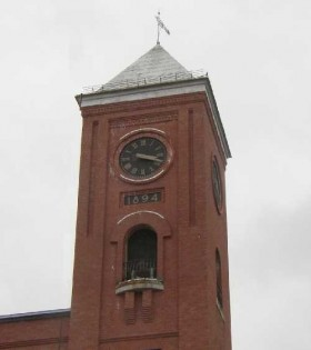Opera House Clock Tower (2003)
