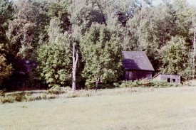 Abandoned Old Farm in Aroostook County (2001)