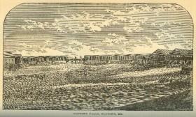 Old Town Falls, c. 1881.