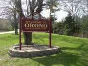 Sign: Welcome to Orono (2005)