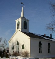 United Methodist Church in Orrington (2003)