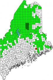 Location Map for Osborn
