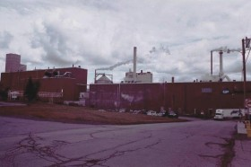 Paper Mill at Great Works (2001)