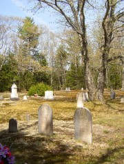 Small, Old Cemetery (2004)