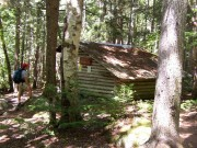 Hurd Brook Lean-To on the Appalachian Trail (2005)