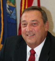 Paul R. LePage (governor
