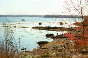 Penobscot Bay at the mouth of the Penobscot River near Fort Pownall (2001)