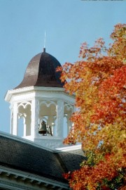 Bell Tower on Founders Hall (2002)
