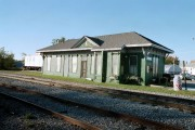 Old Pittsfield Railroad Station (2002)