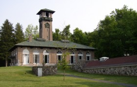 The Spring House at Poland Spring (2003)