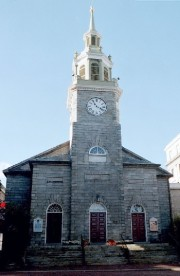 Portland's First Parish Meeting House (2002)