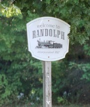 Sign: Welcome to Randolph (2002)