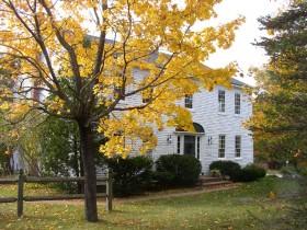 Nathaniel Hawthorne House (2003)