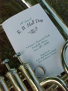 R. B. Hall Day Program (1999)