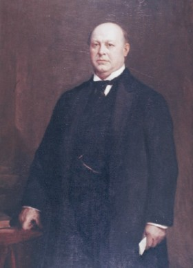 Thomas Brackett Reed, courtesy Maine State Museum