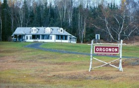 Orgonon in Rangeley (2001)
