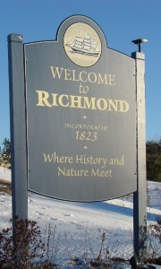 Sign: Welcome to Richmond (2008)