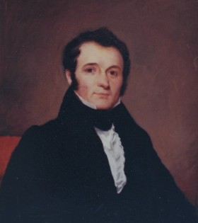 John Ruggles, courtesy Maine State Museum