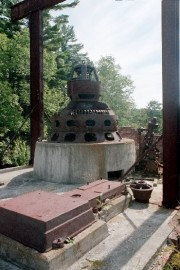 Power Generating Equipment at Old Dam (2002)