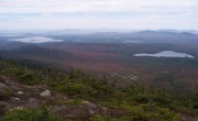 Rangeley Lake, Gull Pond, and Saddleback Lake