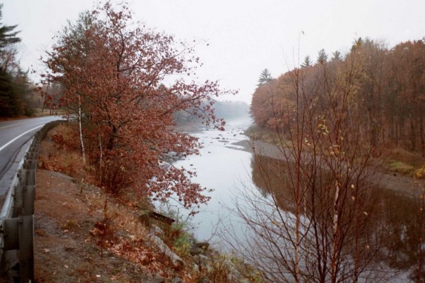 Sandy River in Strong (2001)