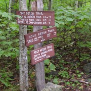Photo: Hiking Trail Signs (2007)