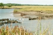 Kayaking at Scarborough Marsh (2002)