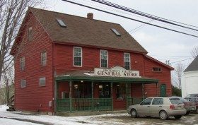 Fraternity Village General Store (2004)