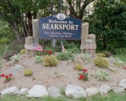 Sign: Welcome to Searsport (2002)