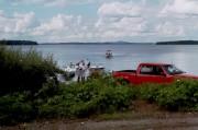 Boat Launch at Sebago Lake (2002)