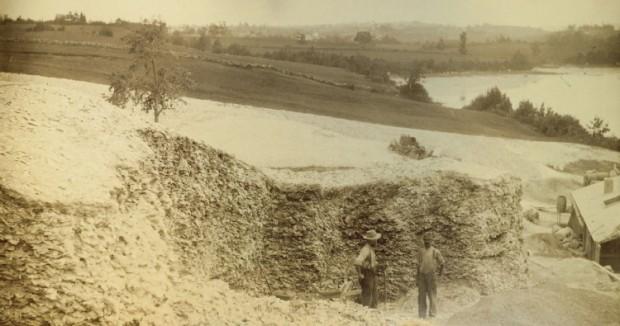 Damariscotta Shell Midden (1886)