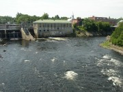 Power Station in the Kennebec River (2003)