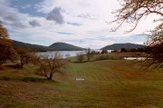 Somes Sound at its Northern-Most Reach at Somesville Village (2001)