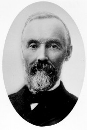 Sebastian S. Marble (Senate President photo, Maine State Archives)