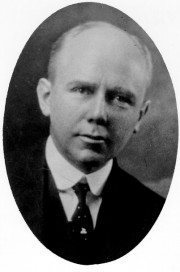 Percival P. Baxter (courtesy Maine State Archives)