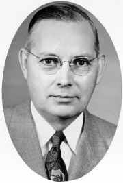 Cross Senate President photo (Maine State Archives)