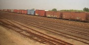 Railroad Yard (2003)