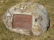 Marker Commemorating Fort St. George's (2005)