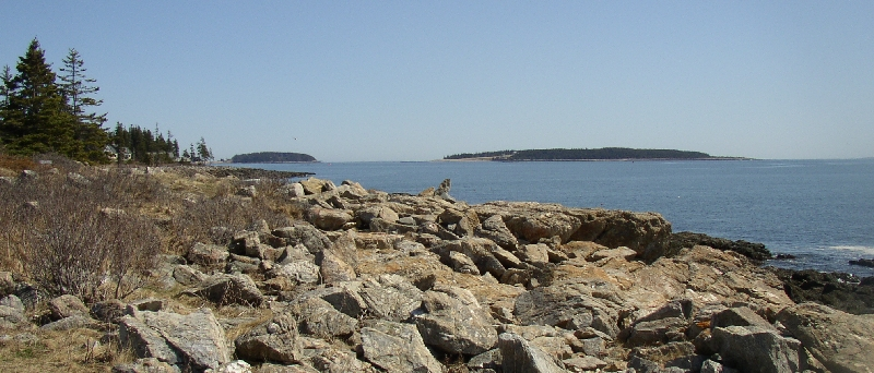 Mosquito Island Maine Head Amp Mosquito Island in