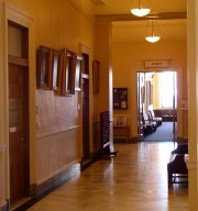 Entrance to the Maine State Senate (2004)