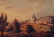 1836 Painting by Charles Codman