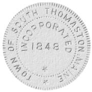 South Thomaston Seal