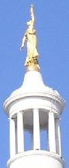 Statue Atop the State House Dome (2002)