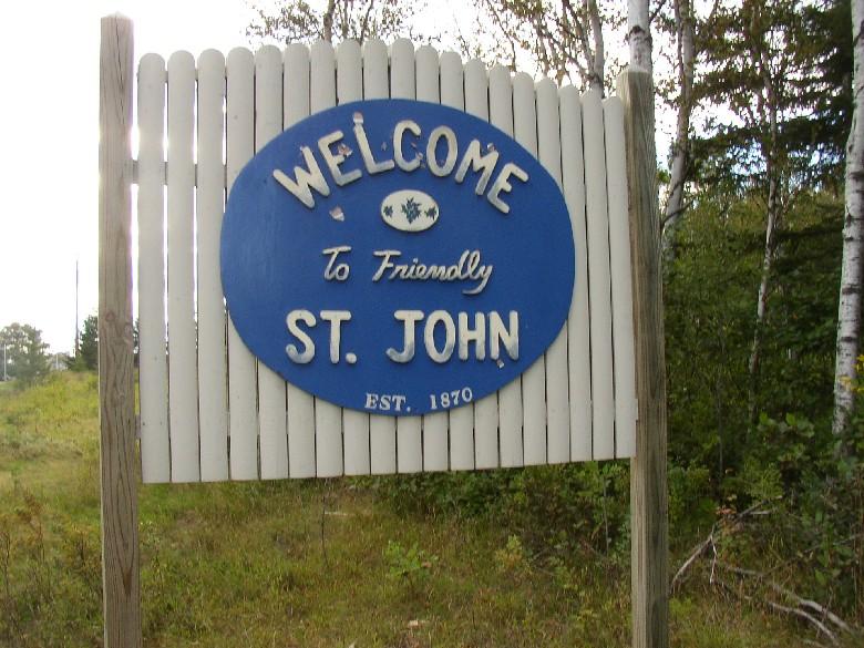 St john plantation maine