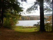 Trout Lake at Camp Susan Curtis