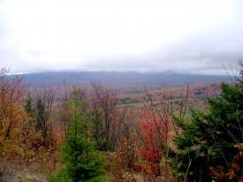 View from Little Boardman Mountain